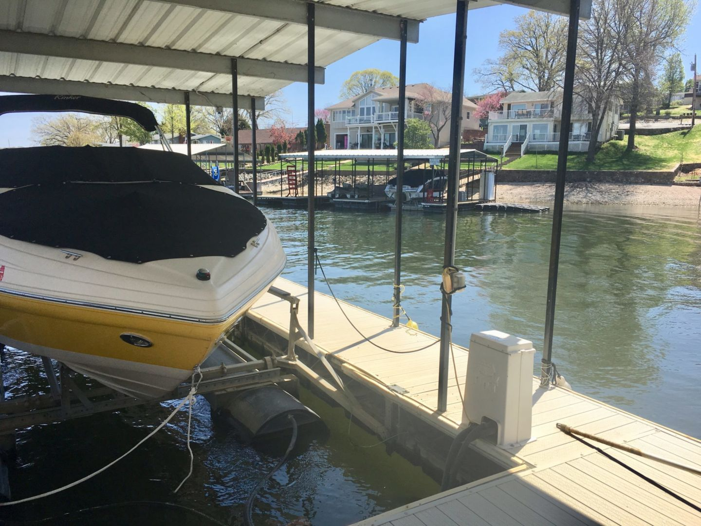 Single Well Boat Dock Dock Dealers Used Docks Lifts