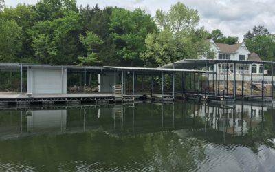 3 Well Dock