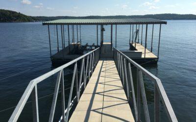 2 WELL GalvaFoam Dock