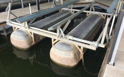 6000 LB Hydro Hoist