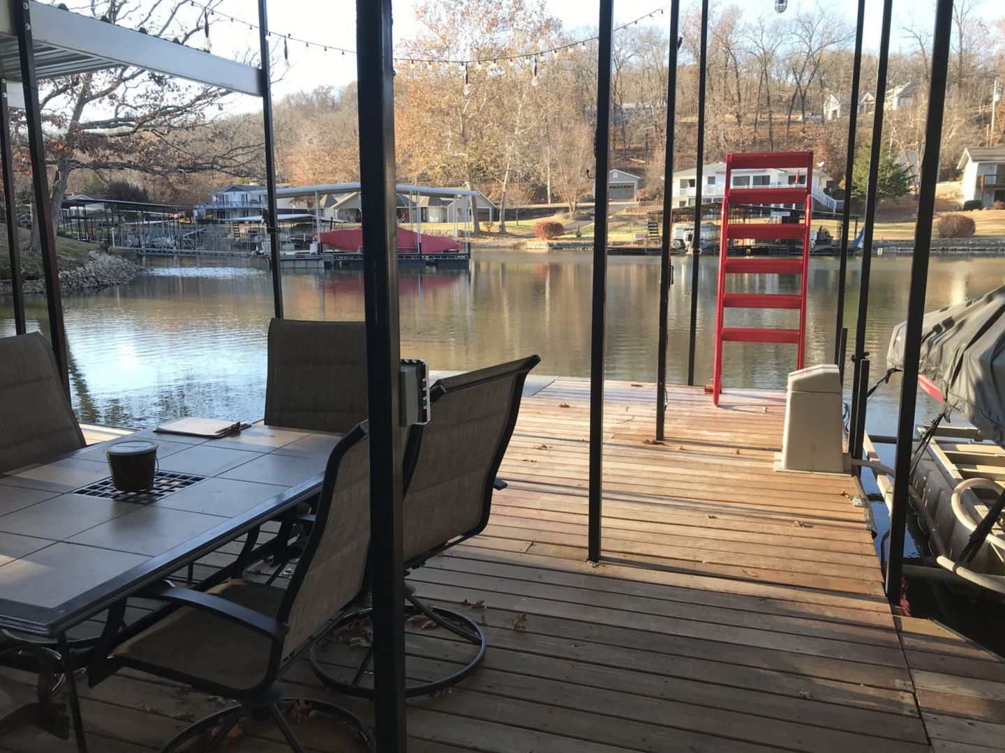 2 Well Dock with Dual PWC-11