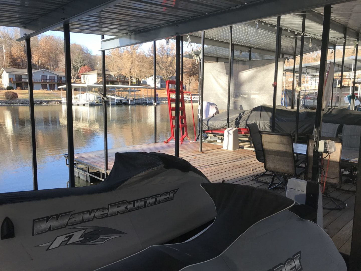 2 Well Dock with Dual PWC-17