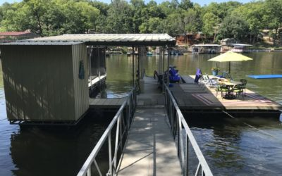 Single Well Dock