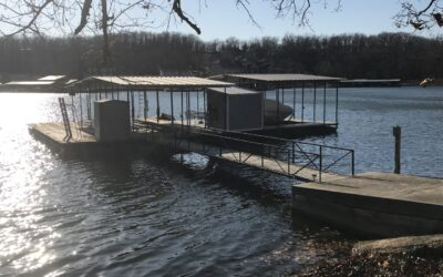 2 Well Dock w/2 LIFTS
