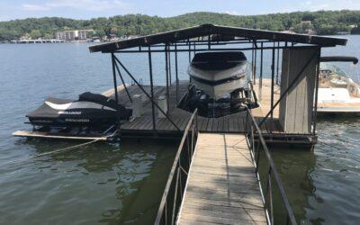 1 Well Dock