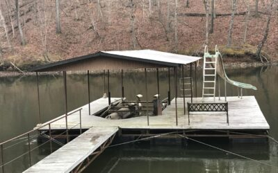 Single Well Dock w/Lift