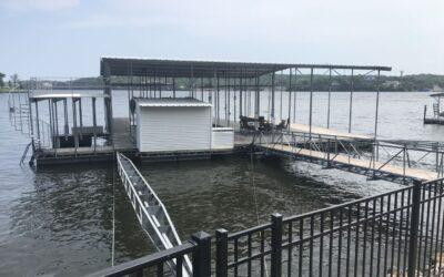 2 Well Cruiser Dock