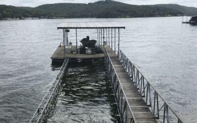 Single Well Dock