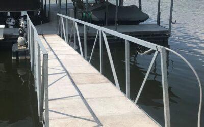 26ft Concrete Ramp